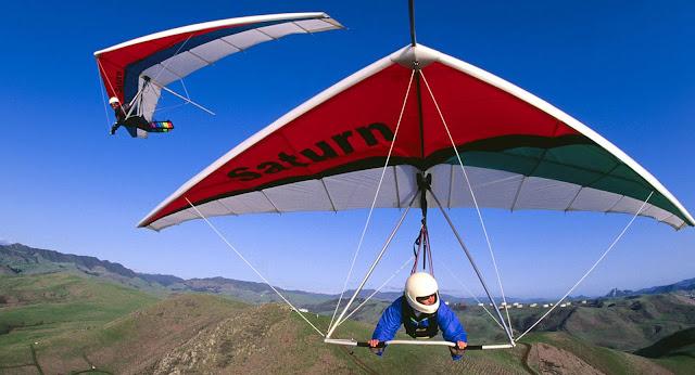 Olahraga terbang layang