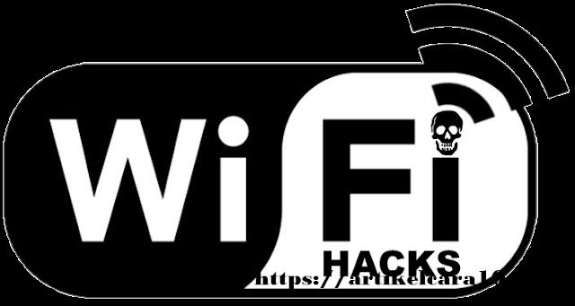 cara hack kecepatan wifi