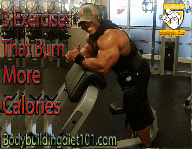 3 Exercises That Burn More Calories