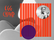 ARNE JAKOBSEN - EGG CHAIR