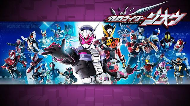 Kamen Rider Zi-O Subtitle TV-Nihon [Batch]
