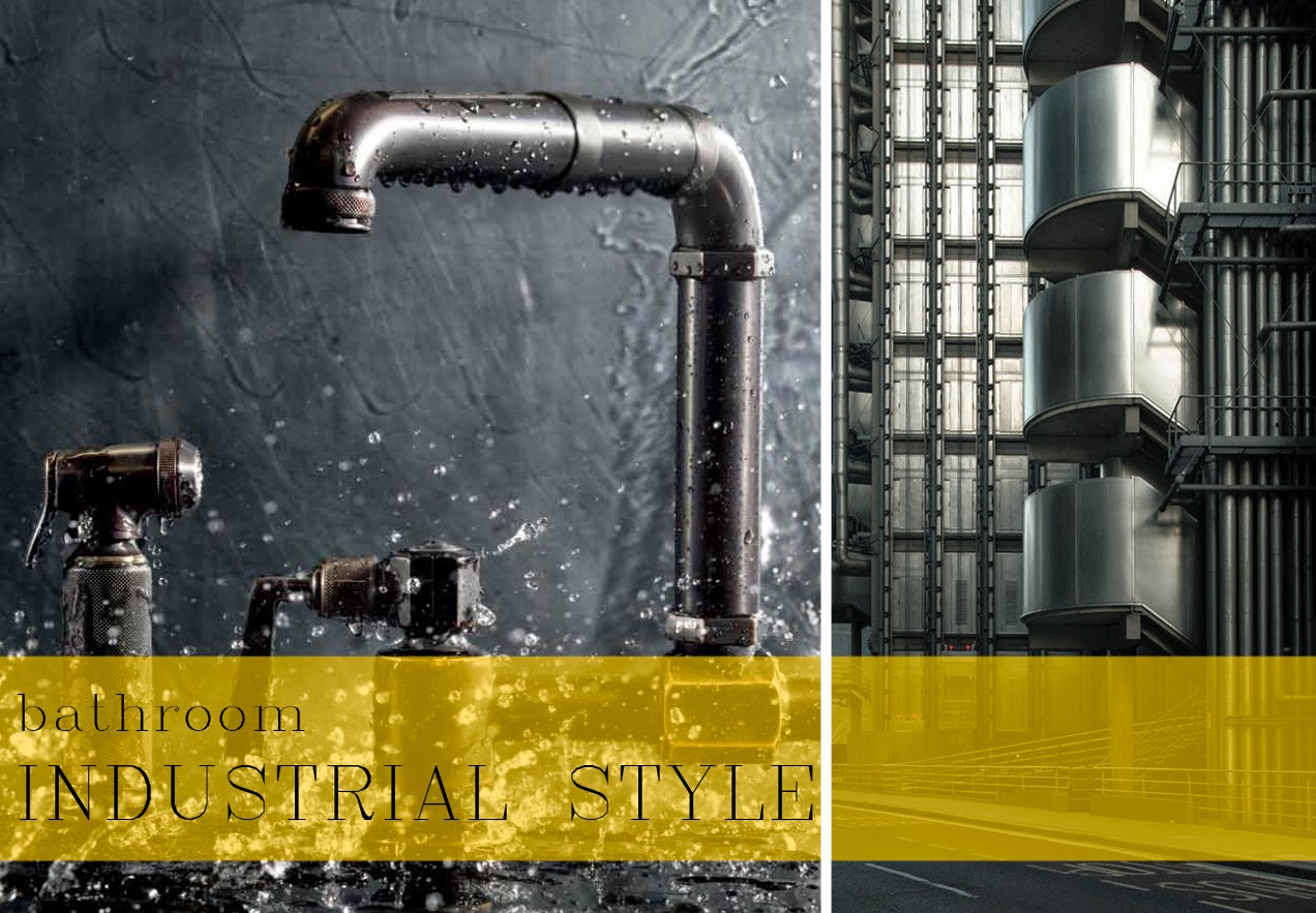 industrial style bathroom fixtures miss architect interior design and architecture 18891