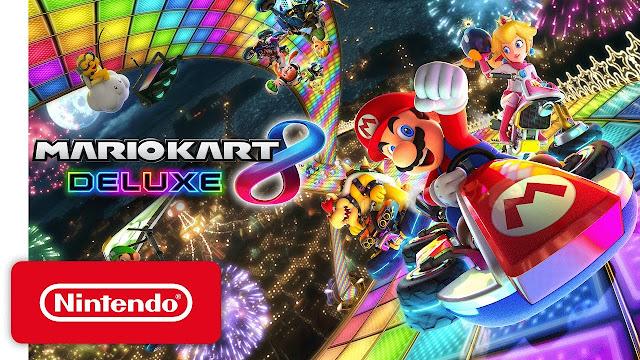 Mira los nuevos personajes de Mario kart 8 Deluxe en acción y ¿una ayuda para nuevos/as?