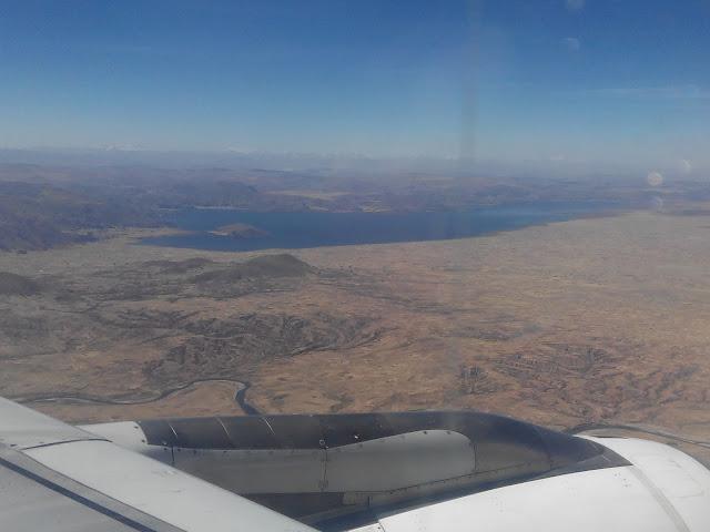 Laguna de Arapa Perú