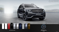 Mercedes AMG GLS 63 4MATIC 2018 màu Đen Obsidian (197)