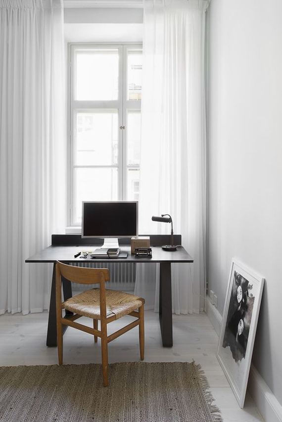 Small home office inspiration | Maria Kangärde