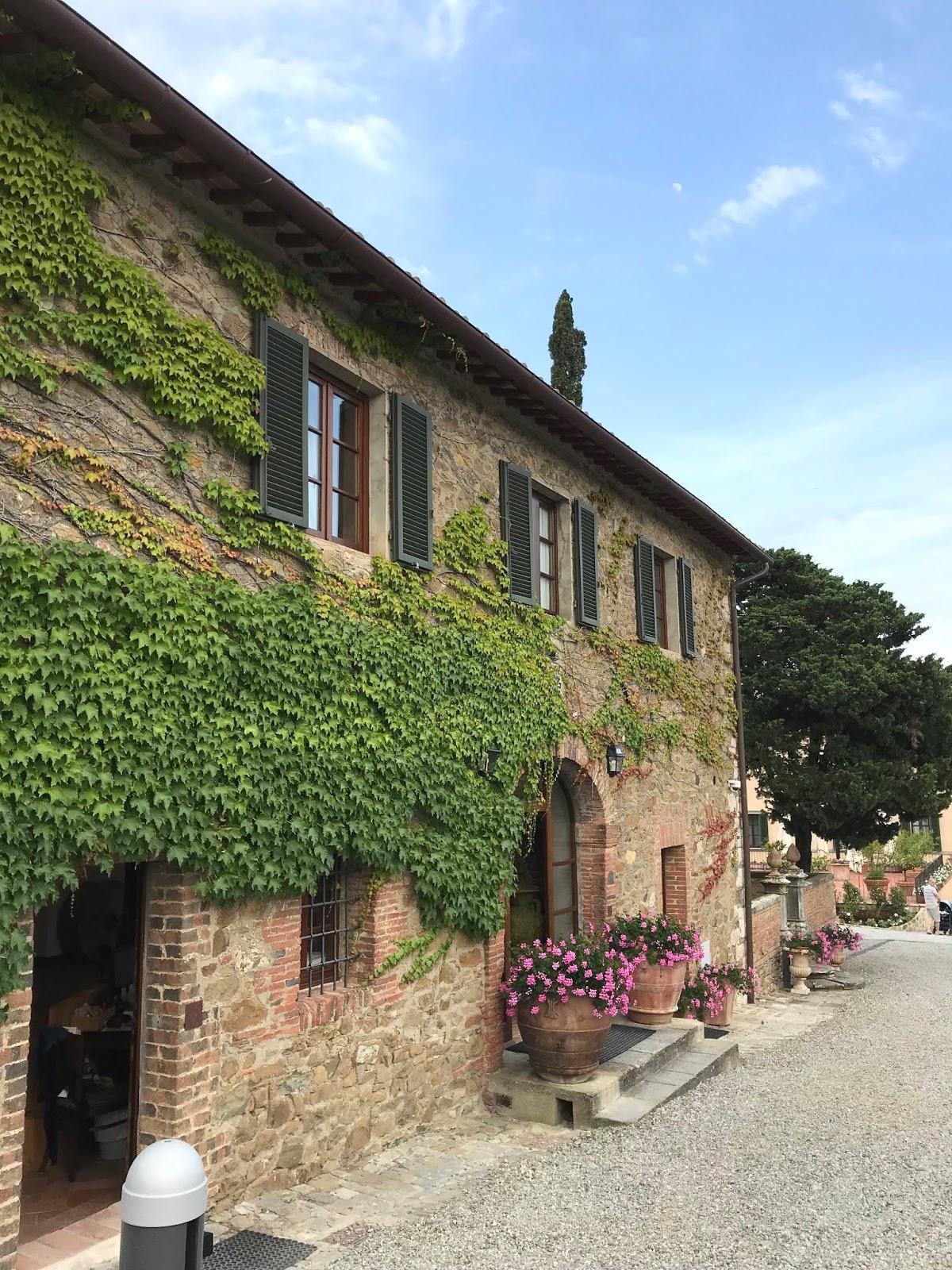 Tuscany-dievole