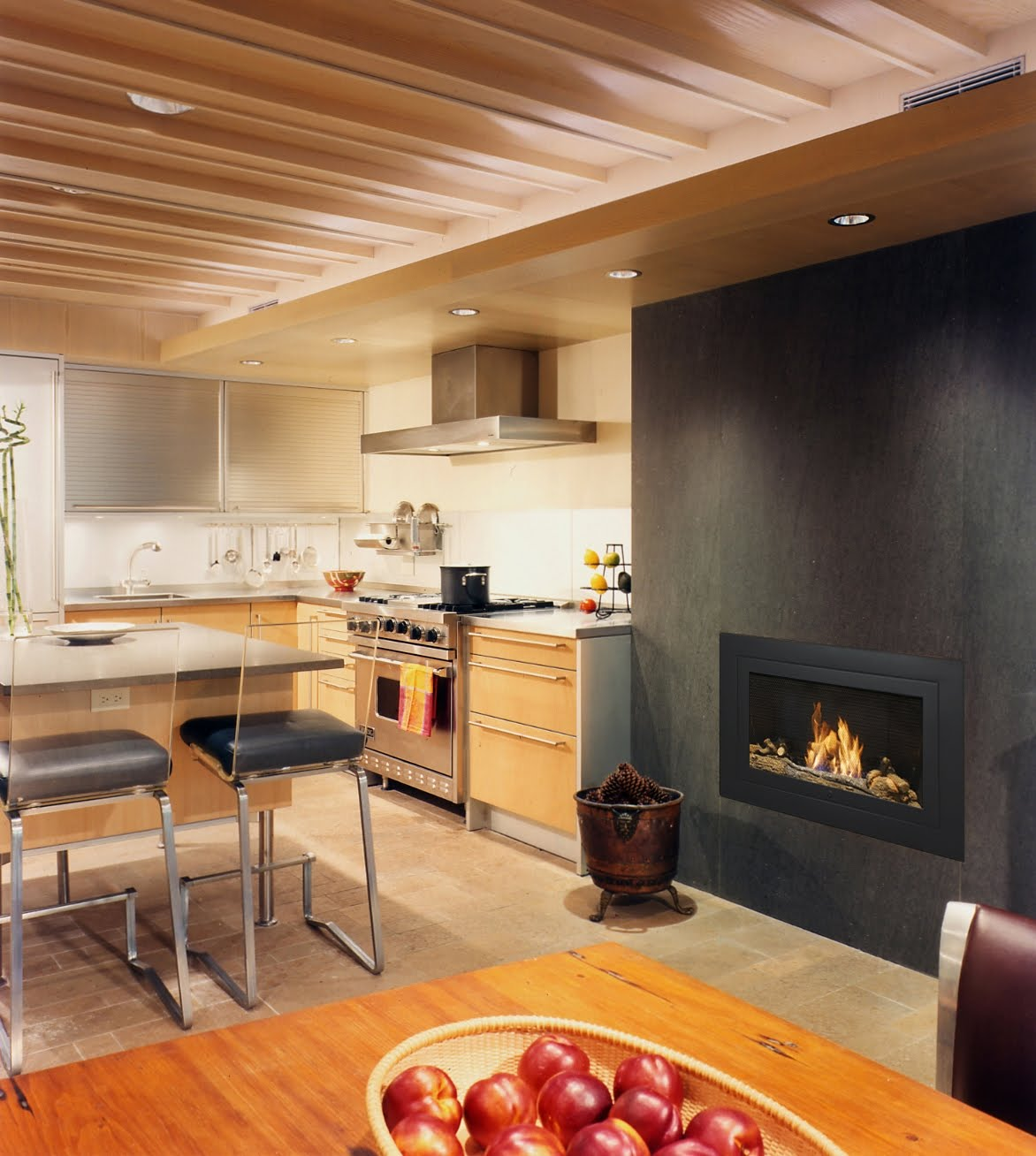 Kitchen Hearth Room Designs: Best Fireplace Design Ideas: Ventless Gel Fuel Fireplaces