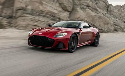 2019 Aston Martin DBS Review, Specs, Price