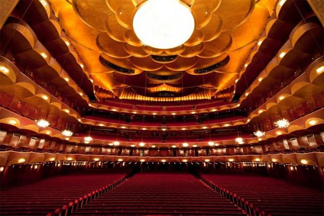 Metropolitan Opera, New York City, Amerika Serikat