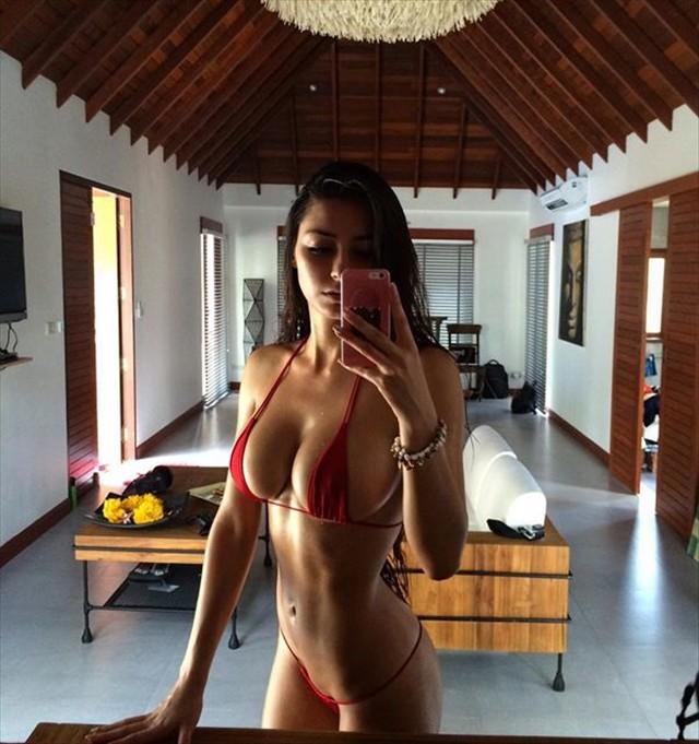 Fitness Model Helga Lovekaty @helga_model Instagram photos