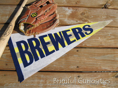 How To Make A Sports Pennant Flag Diy Tutorial