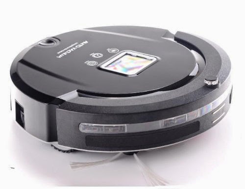 Multifunction Robot Vacuum Cleaner
