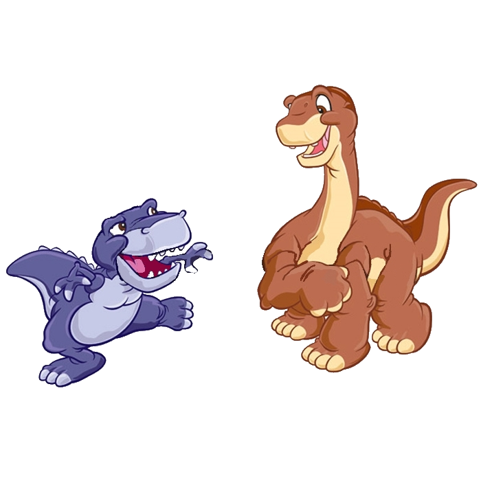 Cartoon Characters: The Land Before Time (PNG's)