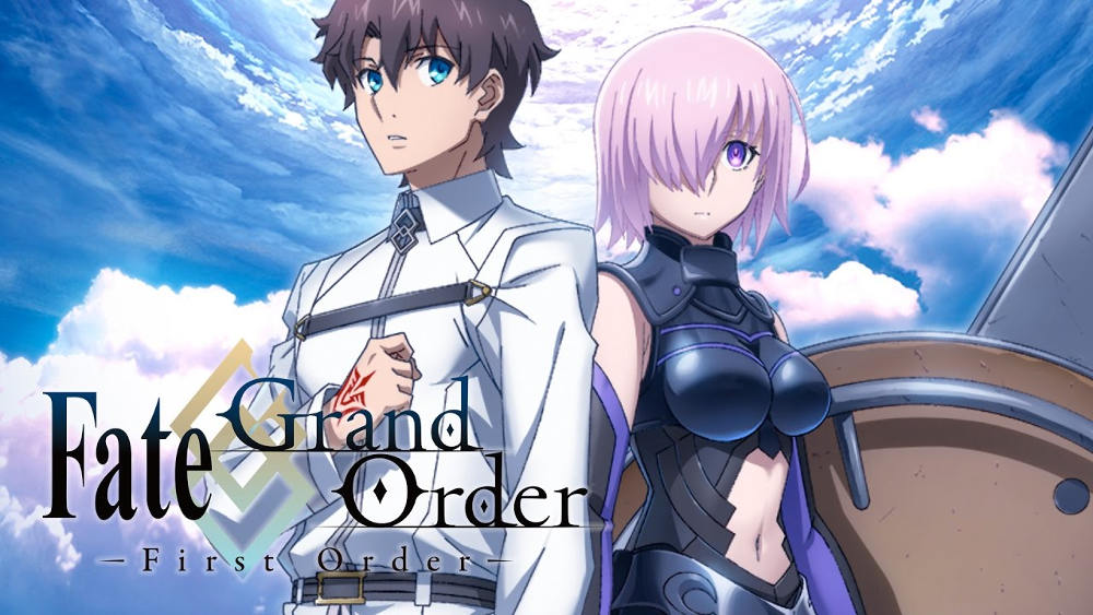 Fate/Grand Order - Anime