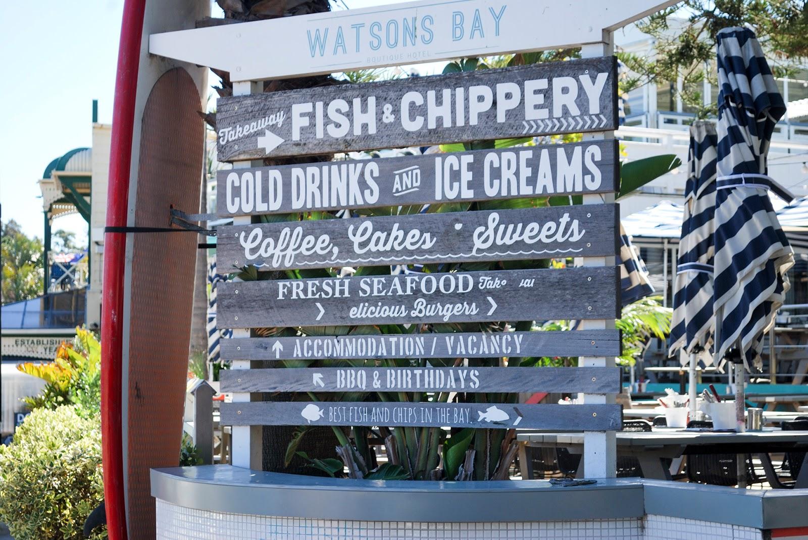 watsons bay hotel sydney australia
