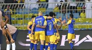 النصر يحقق فوز كاسح علي فريق البكيرية ويتاهل لدور ال 16 من بطولة كأس خادم الحرمين الشريفين