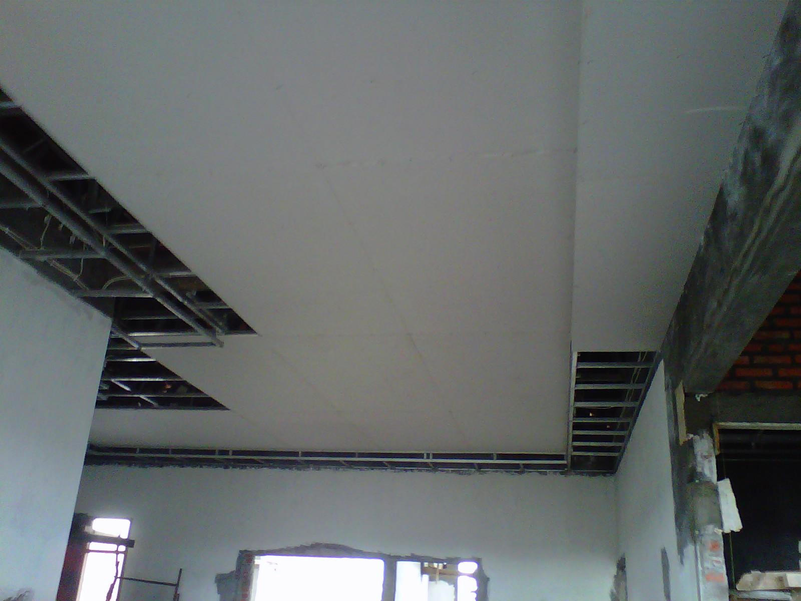 Harga Rangka Atap Baja Ringan Rayan Nusantara Galvalum: Teknik Pemasangan Plafon ...