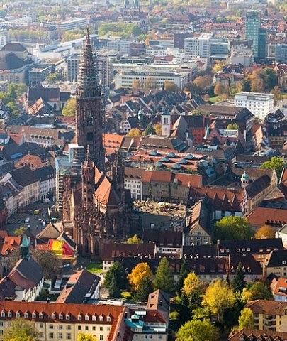 Freiburg im Breisgau, Jerman