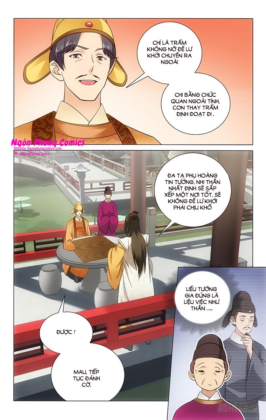 Vương Gia Không Nên A Chap 65 - Trang 2
