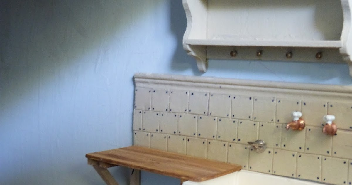 Latchkey and Jonquil: Kitchen Part 2 - The Sink