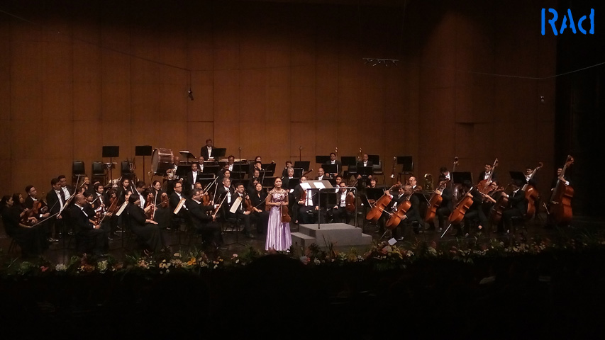 RAd the music blog: A star is born: 17 year old violin