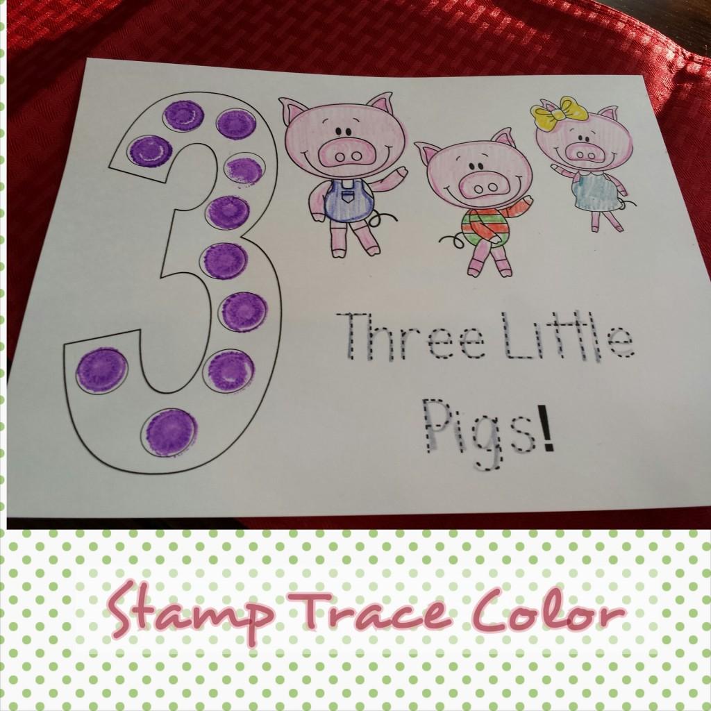 Professora Juce Plano De Aula Os Tres Porquinhos Para