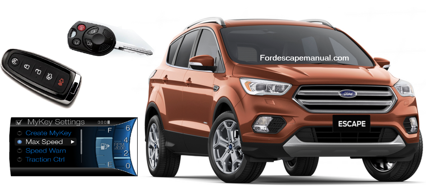 Ford My Key >> Ford Escape Mykey Setup And How To Use After Programming