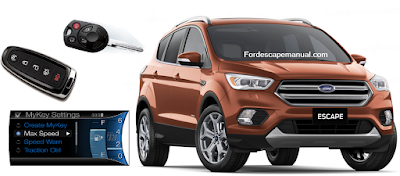 Ford Escape MyKey Setup