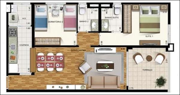 casa sala grande