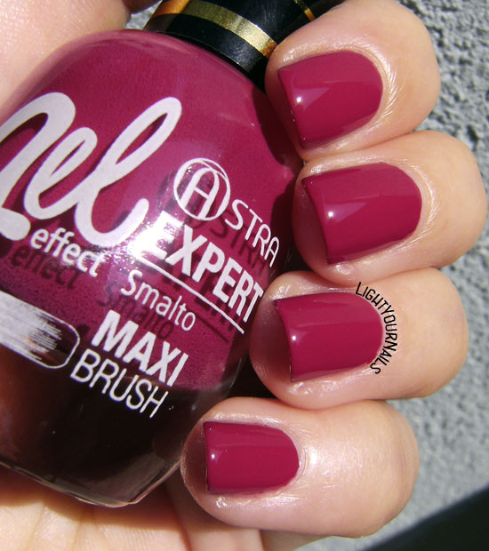 Astra Expert Gel Effect n. 32 Holiday Plum