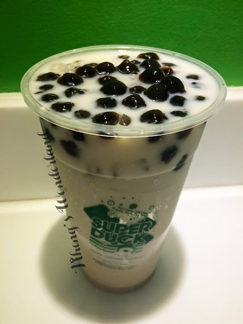 Super Duck Modern Tea Shop: Pearl Milk Tea