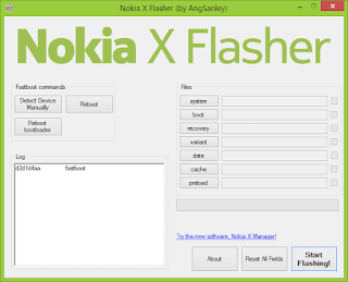 Download Nokia X Flasher Tool Latest Version 1.1.0.1 Free