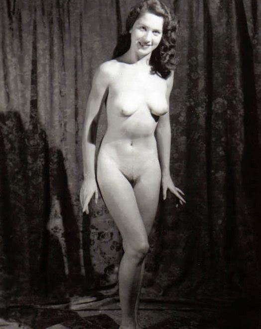 1940s nudes