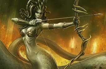 Inilah Monster Legendaris Dari Mitologi Yunani