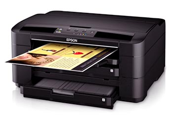 Epson Workforce Pro WP-4020 Inkjet Printer Review
