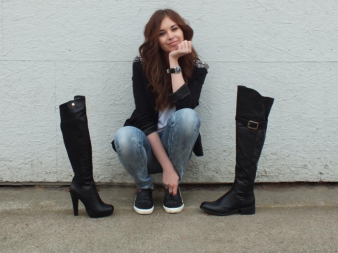 Modetrend HerbstWinter 201415: Top 10 Overknee Stiefel