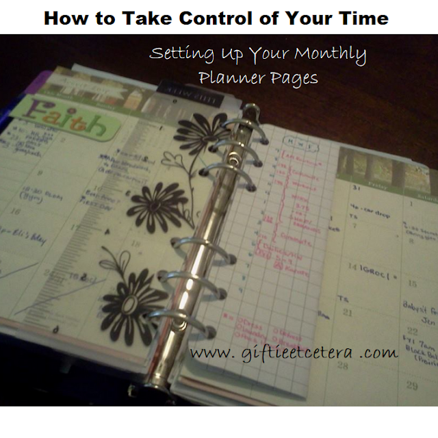 planner, monthly, inserts, calendar, time management