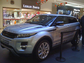 Bill S Log Win A Range Rover Evoque Prestige