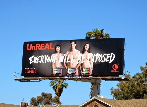 UnREAL season 1 billboard