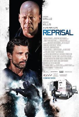 Reprisal 2018 DVD R1 NTSC Sub