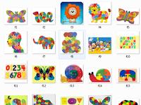 Kumpulan Puzzle Game Gratis untuk Anak Usia Dini