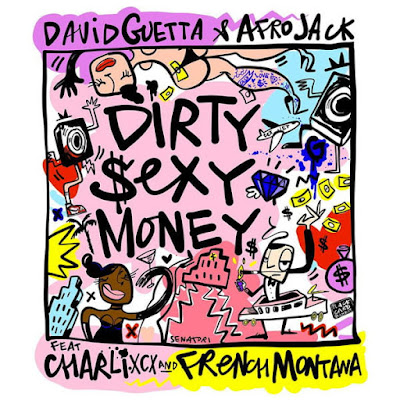 David Guetta & Afrojack Unveil 'Dirty Sexy Money' feat. French Montana & Charli XCX