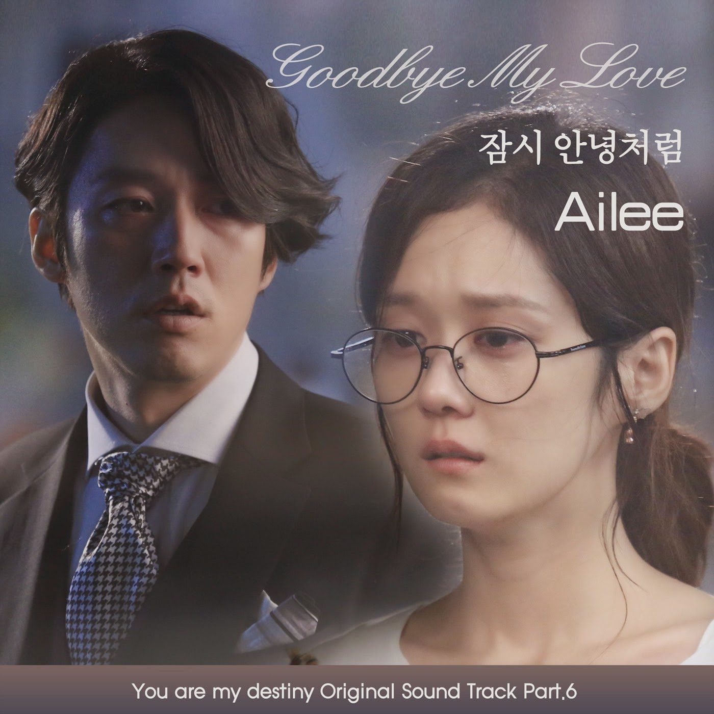 Lirik Lagu + Terjemahan Goodbye my Love - Ailee [OST Fated to Love You]