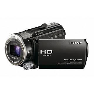 HDR-CX560V