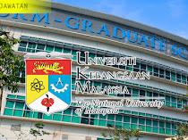 Jawatan Kosong kerajaan di Universiti Kebangsaan Malaysia (UKM)