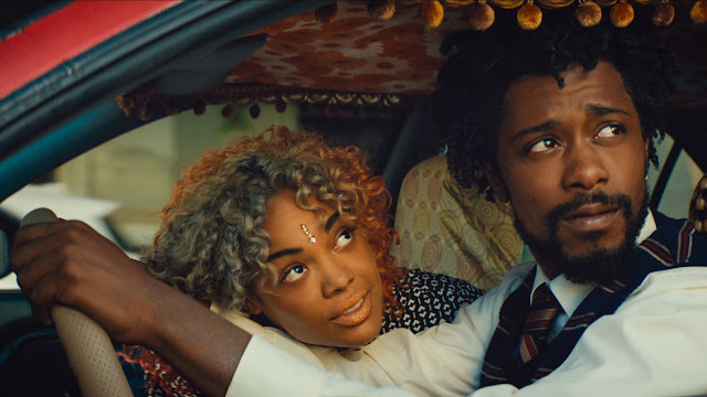 Lakeith Stanfield Boots Riley | Sorry to Bother You