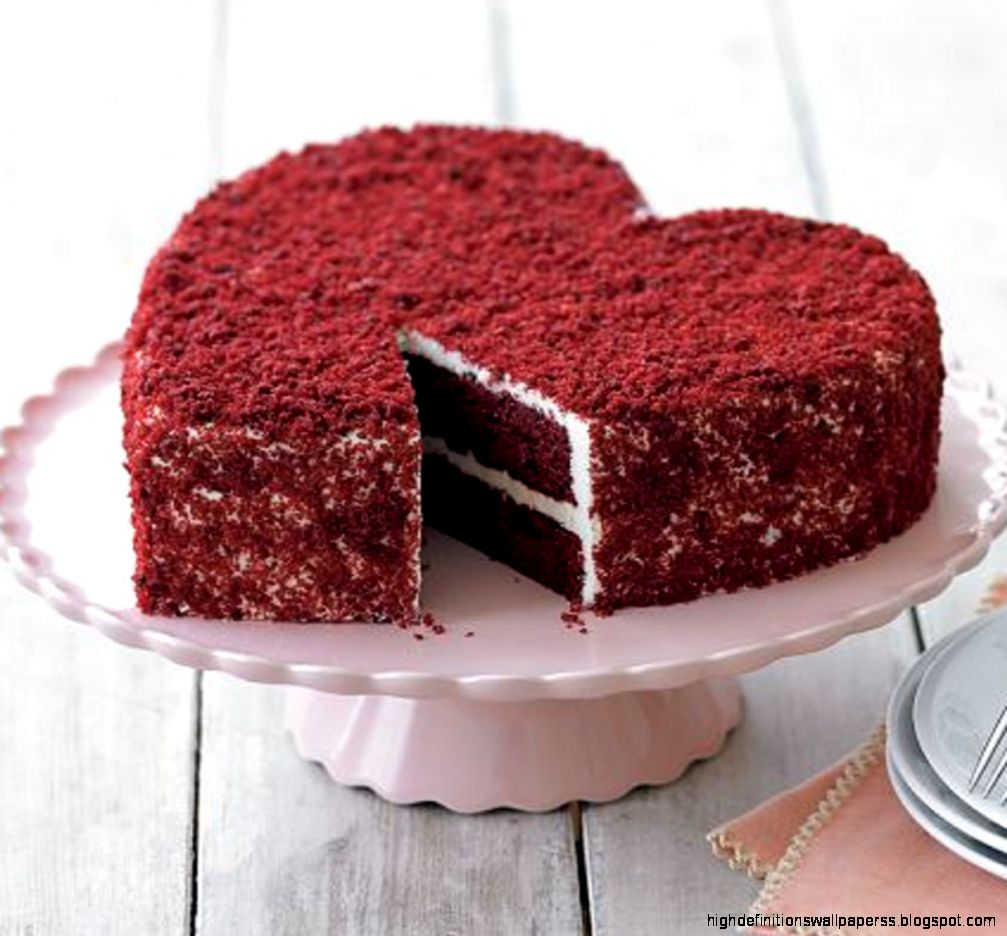 Valentine Chocolate Cakes Wallpaper High Definitions