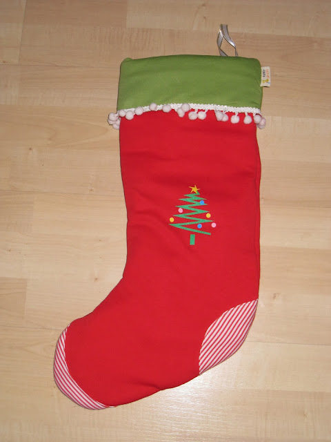 a9dc83676f3 I got this lovely Christmas Stocking from Funky Giraffe