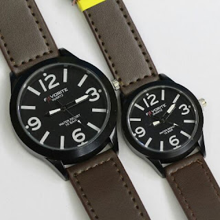 Jual jam tangan Favorite couple 1